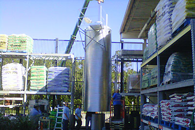 The Home Depot Garden Centers - 4,400 Gallons