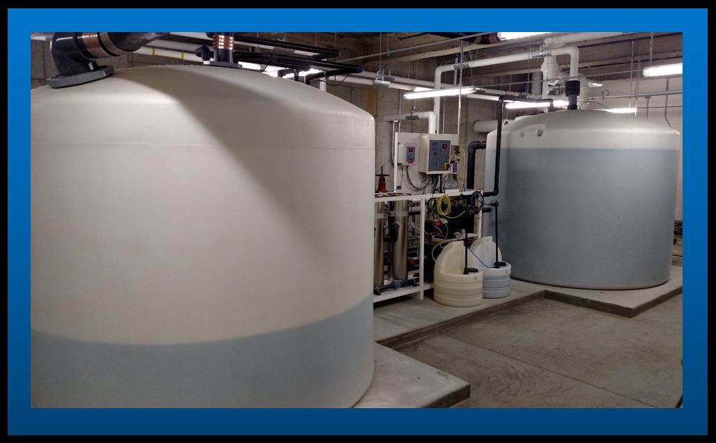 Rainflo Greywater Treatment And Reuse System Rainwater