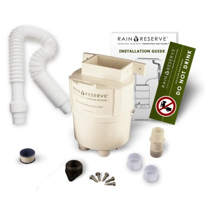 RainReserve Basic Rain Barrel Diverter System