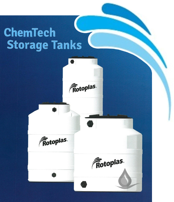 Rotoplas ChemTech Chemical Storage Tanks