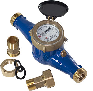 how to read your hot water meter
