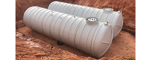 Water Tanks - Fiberglass