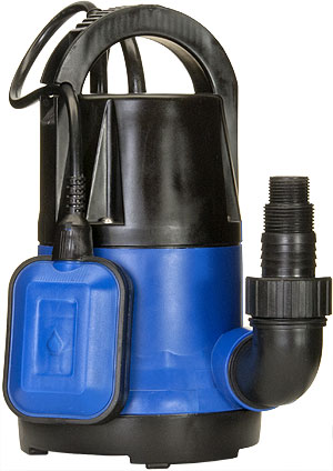 GP 400 Garden Pump Rainwater Collection and Stormwater Management
