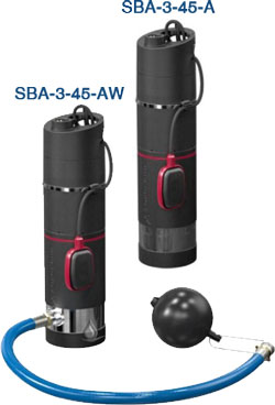 Grundfos SBA-3-45-AW Automatic Pump with Floating Extractor