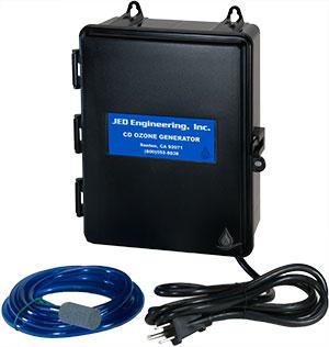 Jed Engineering Model 203 Ozone Generator Rainwater
