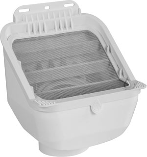 Rain Harvesting Pty Leaf Eater Advanced Downspout Filter