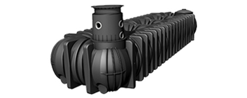 Low Profile Cistern Tanks
