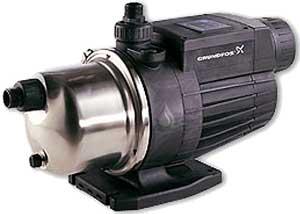 Grundfos MQ 3-45 1 HP Pressure Boosting Pump 230V<br />96860207