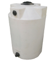 100 Gallon Poly-Mart 1.9 Specific Gravity Industrial Storage Tank