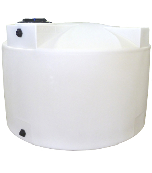 1500 Gallon Poly-Mart 1.9 Specific Gravity Industrial Storage Tank