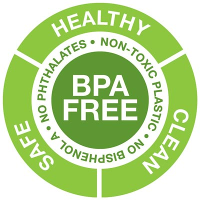 BPA Free Logo from Poly-mart
