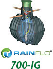 RainFlo 700-IG Rainwater Collection System