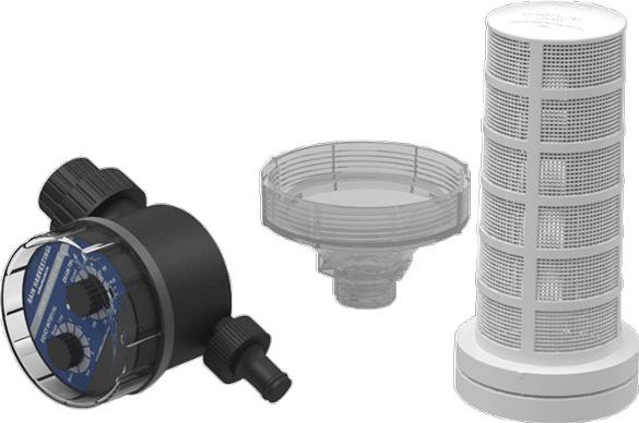 Rain Harvesting WDRV01 Advanced Release Valve Upgrade Kit for First Flush<br />WDRV01