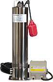 RainMaster 2 HP Submersible Rainwater Pump