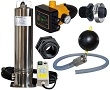 RainMaster Rainwater Pump Bundle, 1.25 HP