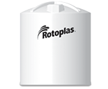 Rotoplas 10000 Gallon Vertical Industrial Storage Tank