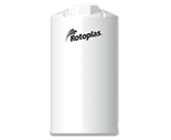 Rotoplas 1300 Gallon Vertical Industrial Storage Tank