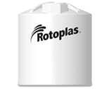 Rotoplas 3500 Gallon Vertical Industrial Storage Tank