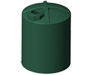 Snyder 4100 Gallon Vertical Water Storage Tank