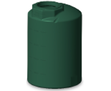 Snyder 500 Gallon Vertical Water Storage Tank