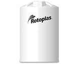 Rotoplas 5100 Gallon Tall Vertical Industrial Storage Tank