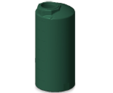 Snyder 750 Gallon Vertical Water Storage Tank