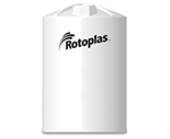 Rotoplas 8000 Gallon Vertical Industrial Storage Tank