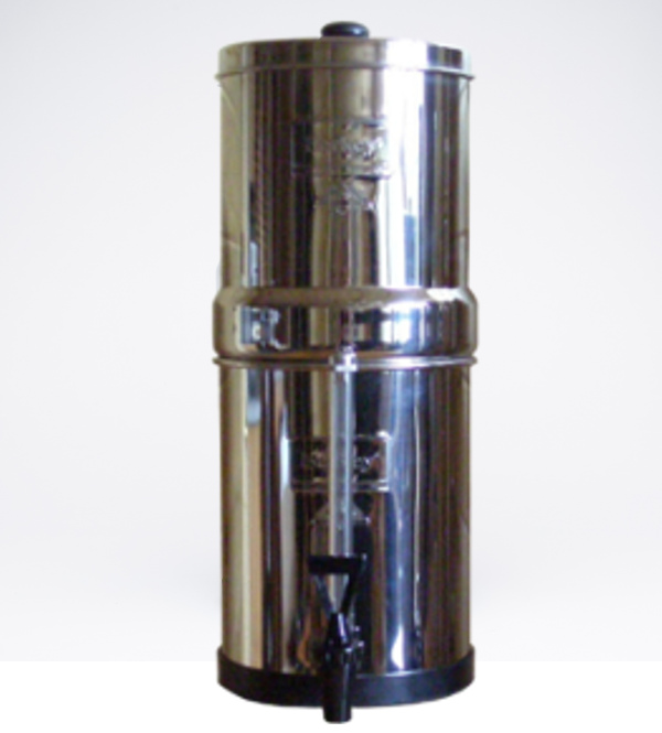 Travel Berkey Portable Water Purification System Rainwater Collection And Stormwater Management