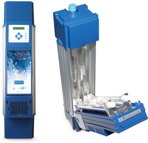 UV Pure Upstream NC-15 UV Sterilizer for potable rainwater applications