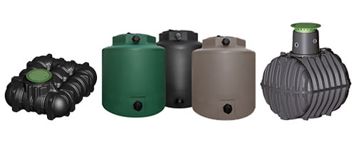 Water Tanks - Plastic