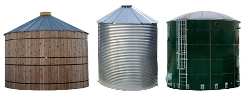 Water Tanks - Steel