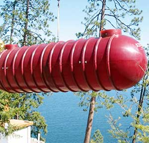 NFPA Fire Protection Storage Tank Overview