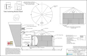 Library of Rainwater System Designs - Rainwater Collection