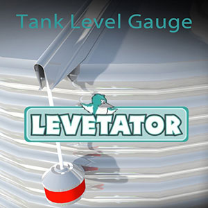 Levetator Water Tank Level Indicator